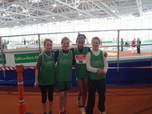 Leinster Indoors 2014