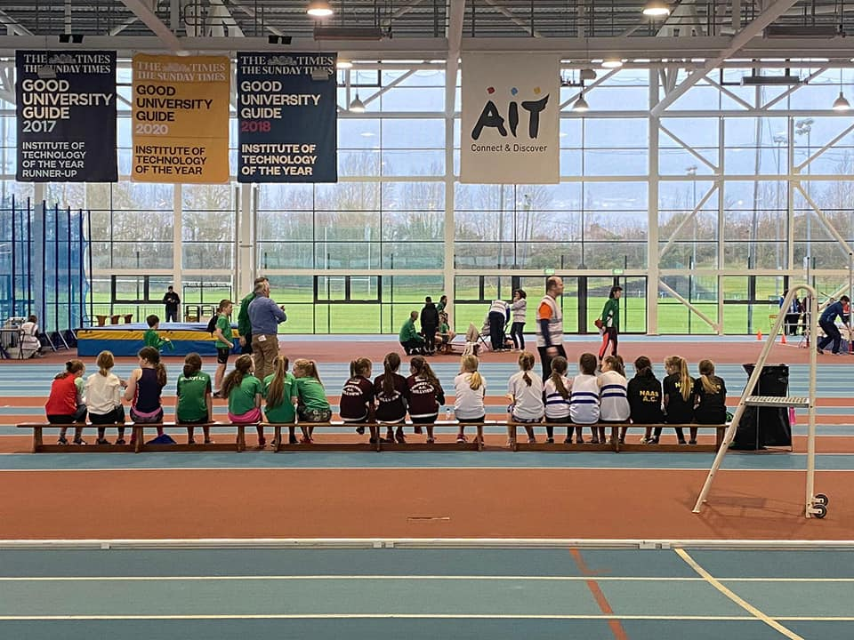 2020 Co. Kildare Indoor T&F Championships
